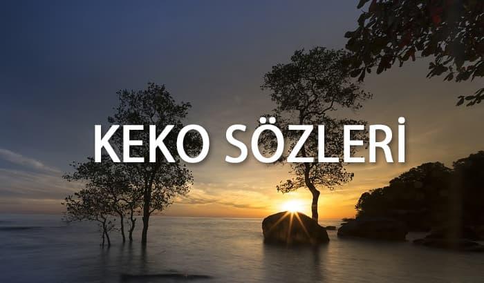 keko sözleri