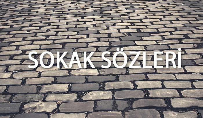 sokak sözleri